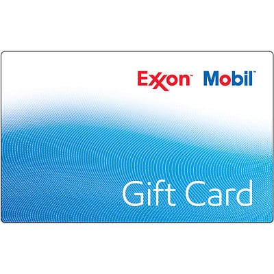 $50 ExxonMobil GC for $46 + free shipping svmgiftcards via eBay, limit 5