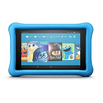 All New Fire Hd 8 Kids Edition Tablet 8 Hd Display 32 Gb Blue