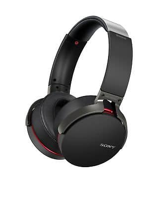 Sony XB950B1 Wireless Bluetooth Extra Bass Headphones with App Control, 2017 Model manufacturer Refurbished for $70 + FS @ eBay