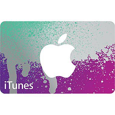 $100 iTunes GC for $85, $50 iTunes GC for $42.50 + FS @ Staples