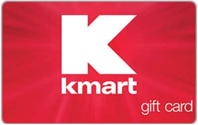 $100 Kmart gc for $90 + email delivery @ eBay