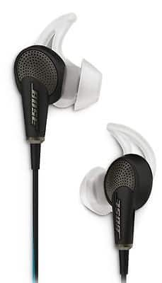 Bose QuietComfort® 20 Acoustic Noise Cancelling® headphones - Factory Renewed for $180 + FS Bose via eBay