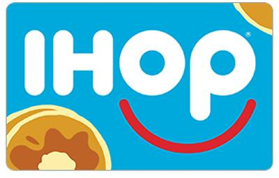 Buy a $25 iHOP Gift Card and Get an additional $5 code ($30 value) - Email delivery @ eBay