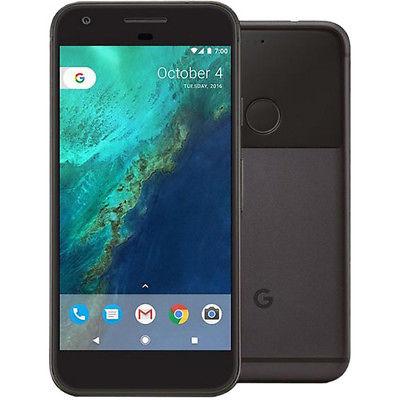 "Google Pixel XL Phone 5.5"" Display 128GB 4G LTE FACTORY UNLOCKED Smartphone, BRAND NEW +SEALED+International model+ FREE SHIPPING $550 + FS @ eBay"