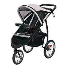 Graco Fastaction Fold Jogger Click Connect Stroller, Pierce for $96 + FS @ Amazon