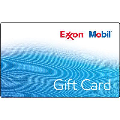 $50 ExxonMobil gas Gift card for $46 + FS svmgiftcards via eBay, limit 5