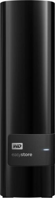 WD WDBCKA0080HBK EasyStore 8TB USB 3.0 External Hard Drive - Black for $179.99 + FS @ eBay