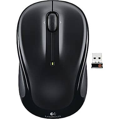 Logitech M325/M325C Wireless Optical Mouse for $9.99 + free Instore pickup @ Staples