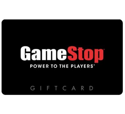 Buy a $50 Game Stop Gift Card and get a Bonus $10 Domino's Pizza code - Email delivery @ eBay