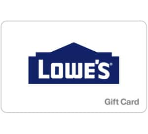 Get $200 Lowe's gift card + $25 bonus code - email delivery @ eBay ** starts 10am CST**