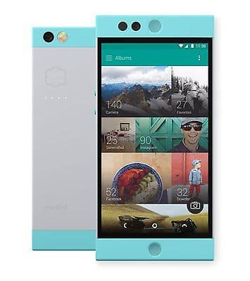 "New Nextbit Robin 5.2"" 32GB (100GB Cloud) GSM UNLOCKED Android Smartphone for $100 + FS @ eBay"
