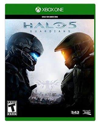 Halo 5: Guardians - Xbox One - Brand New Sealed Physical Disc for $16.95 w/code + FS @ Rakuten