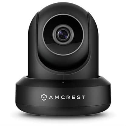 Amcrest 1080P Pro HD WiFi Video Monitoring Security Wireless IP Camera with Pan/Tilt, Two-Way Audio for $59.99 + FS @ Rakuten