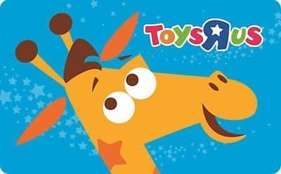 $100 ToysRus gift card for $85 + free email delivery @ eBay