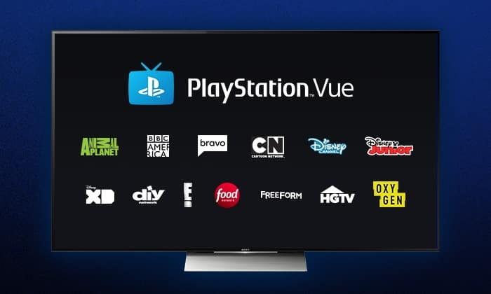 14-Day Trial of Live Streaming TV from PlayStation™ Vue for Free @ Groupon & livingsocial