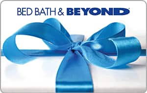 $100 Bed Bath & Beyond Gift Card For $90 + free email delivery @ PPDG
