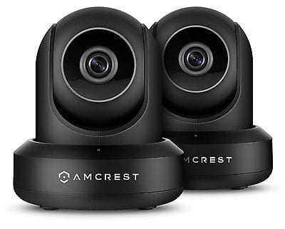 2PACK-IP2M-841 Amcrest 1080P ProHD IP Security Surveillance Camera Wireless for $85 w/eBay movie app coupon + fs @ eBay