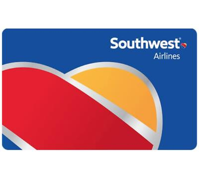 Buy a $115 Southwest Gift card for only $100 - Via Email @ eBay