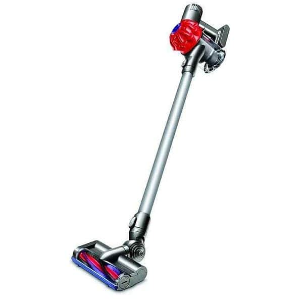 Dyson V6 Origin Cord-Free + Bonus Soft Roller Cleaner Head (Certified Refurbished) for $159 w/coupon code + FS Overstock via eBay