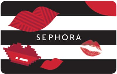 Buy (2) $50 Sephora Gift Card and Save $10 - Emailed @ eBay