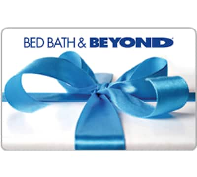 Get a $100 Bed Bath and Beyond Gift Card for only $90 - Fast Email delivery @ eBay