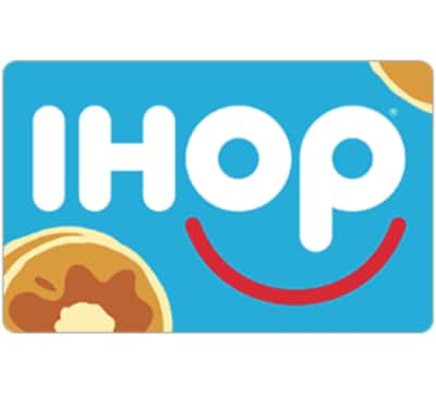 Buy (2) $25 IHOP Gift Card and Save $10 - Emailed @ eBay