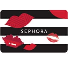 Buy a $50 Sephora Gift Card and get additional $10 code ($60 Card) - Emailed @ eBay