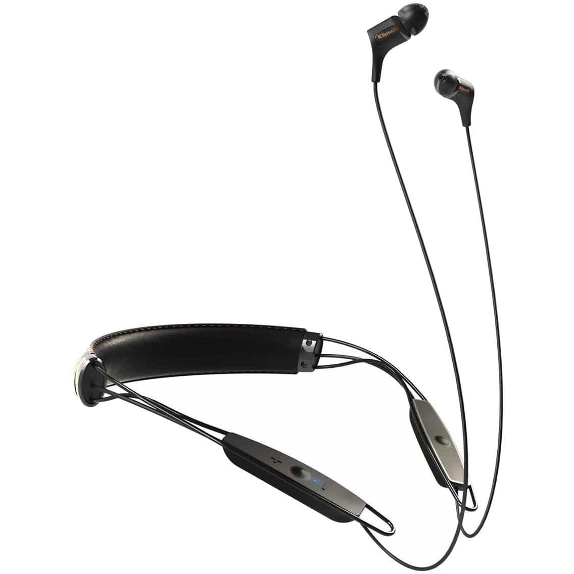 New Klipsch R6 Neckband Wireless Bluetooth In-ear Headphones Black for $49.99 + FS buydig via eBay