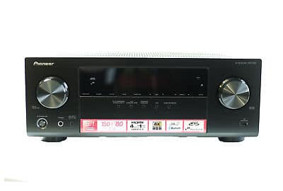 New Pioneer VSX-532 5.1 Channel A/V Receiver with Bluetooth, 4 HDMI & 1 USB Ports for $178 + FS @ Ebay