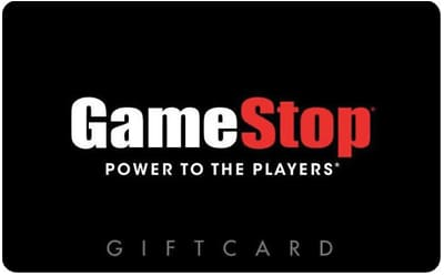 Buy $100 GameStop gift card & get $10 additional ($110 value) email delivery @ Ebay