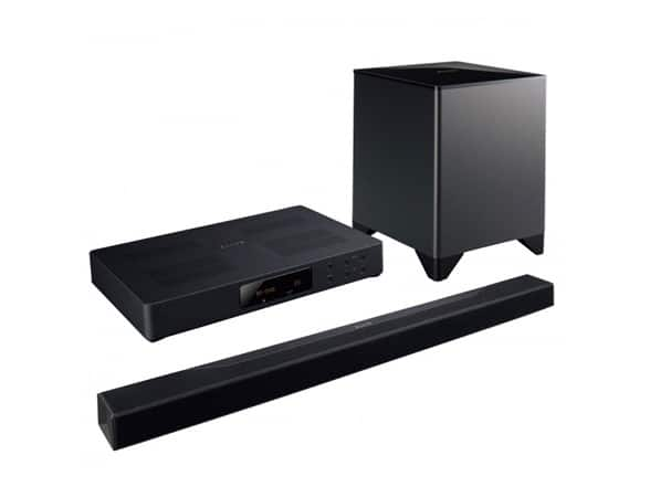 New Pioneer FS-EB70 Surround Elite Atmos Soundbar Home Speaker System 399.99 + $5 shipping @ Woot