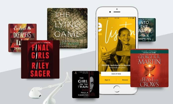 Two-Month Membership with Two Best-Selling Audiobooks from eStories for free (New customers) @ Groupon