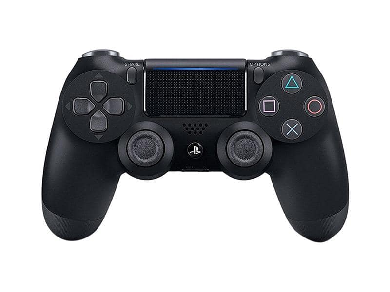 New DualShock 4 Wireless Controller for PlayStation 4 - Jet Black (CUH-ZCT2) for $39.99 + FS @ Newegg