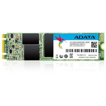 ADATA Ultimate SU800 3D NAND M.2 2280 Internal SSD 128GB (ASU800NS38-128GT-C) for $44.99 w/coupon code + FS @ Rakuten