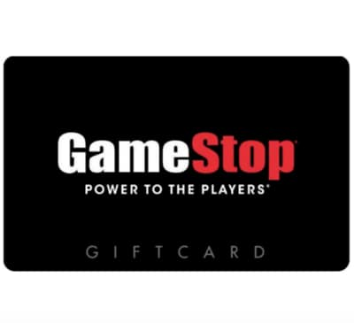 Buy a $50 Gamestop Gift Card and get Bonus $10 code(gift card value $60) - Email delivery @ eBay
