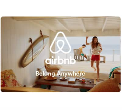 Buy A 100 Airbnb Gift Card Get Additional 10 Code 110 Card