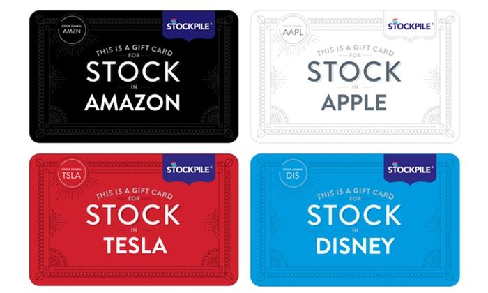 $20 Stockpile.com Voucher $7.50 Groupon offers a $20 Stockpile.com Voucher for $10 - 25% with promo code NOW25 = $7.50