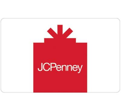 $50 JCPenney gift card for $40 + email delivery @ eBay