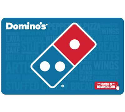 Buy a $25 Domino's Gift Card, get an add'l $5 ($30 value) - Fast Email Delivery @ eBay