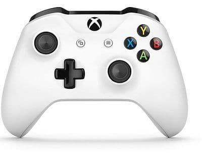 microsoft xbox one s wireless controller white or black