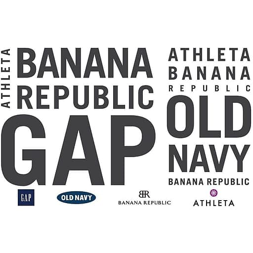 Gap options gift card $100 for $80, $50 GC for $40 (or) $50 Brinker GC for $40 (Email delivery) @ Staples