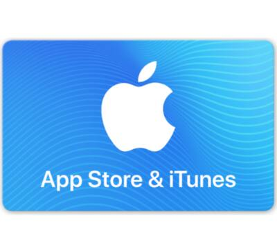 $50 App Store & iTunes Code for $42.50 - Via Email Delivery @ eBay