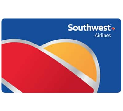 $100 Southwest GC for $90 + email delivery @ eBay