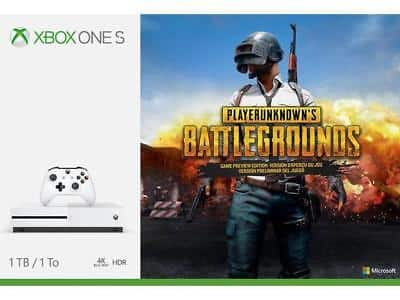 Xbox One S 1TB Console – PLAYERUNKNOWN'S BATTLEGROUNDS Bundle for $230 + FS Newegg via eBay