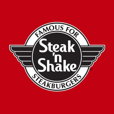 $25 steak 'n shake GC for $20 w/promo code + FS @ gyft