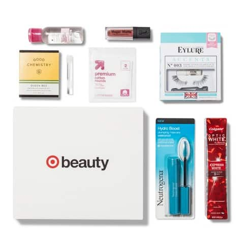 Target Beauty Box™ June - Men's Edition and Target Beauty Box™ June for $7 + FS @ Target
