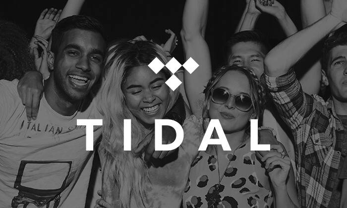 3-Month TIDAL Music Streaming Service Trial @ Groupon or living