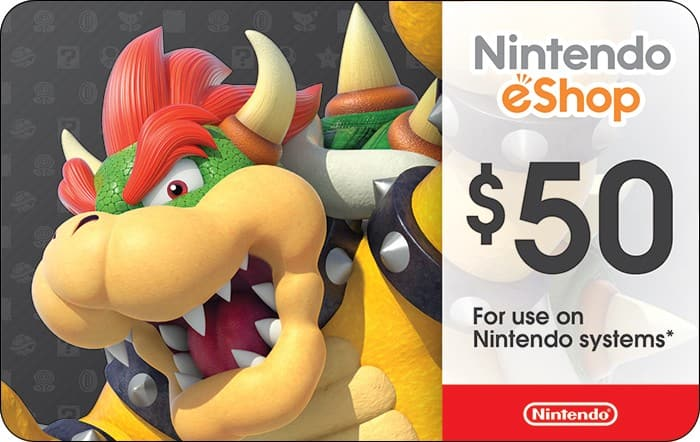 $50 Nintendo GC for $45 + email delivery @ ppdg