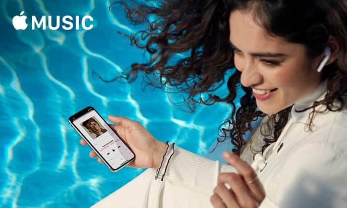 4-Month Apple Music Trial Subscription @ Groupon/Living social