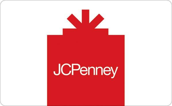 $60 JCPenney GC for $50 + email delivery @ ppdg